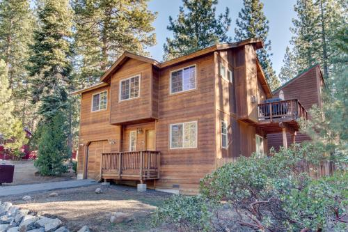 Wanderlust Cabin - Kings Beach, CA Vacation Rental