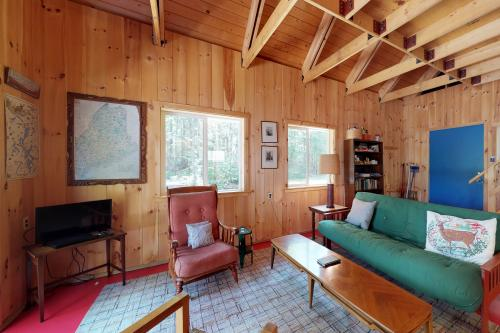 Sandbar Cabin - Rockwood, ME Vacation Rental