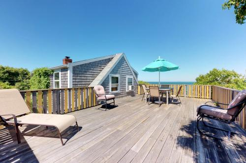 The Cabin @ Menemsha - Chilmark, MA Vacation Rental