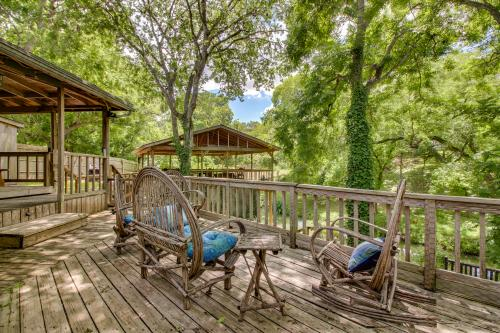 Creekside Casita - New Braunfels , TX Vacation Rental
