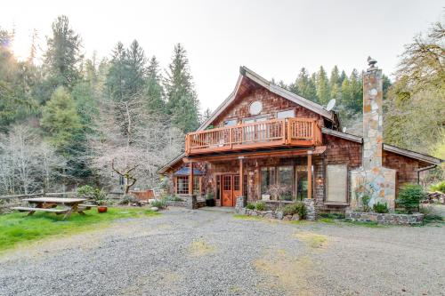 Nestucca River Retreat - Hebo, OR Vacation Rental