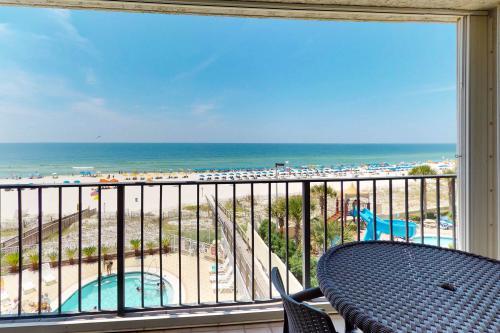 Romar Towers #4D - Orange Beach, AL Vacation Rental