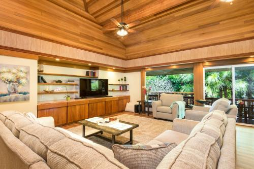 Hale La'Au Pohaku - Kilauea, HI Vacation Rental