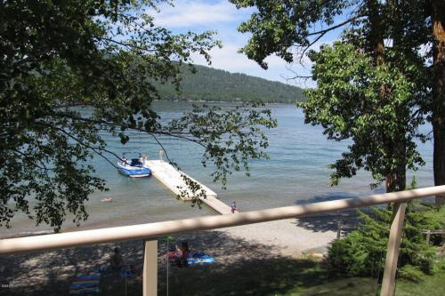Bay Point Lakefront 5B Up - Whitefish, MT Vacation Rental