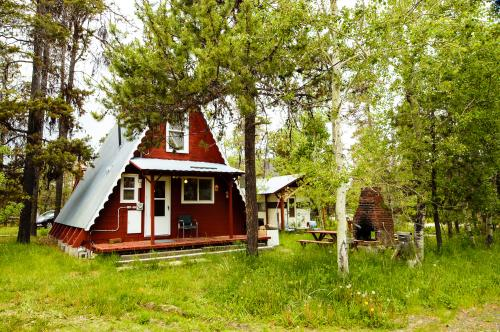 Mama's A-Frame - Donnelly, ID Vacation Rental