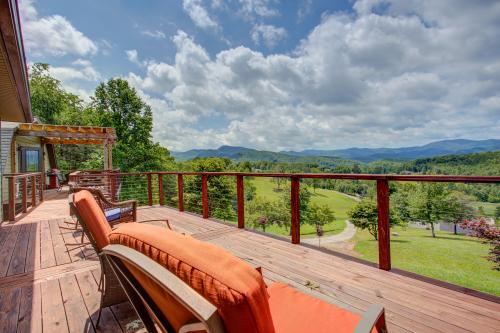 Hilltop Haven - Blairsville, GA Vacation Rental