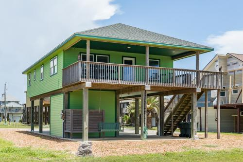 Sandpiper Villa - Galveston, TX Vacation Rental