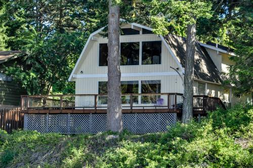 Lopez Island Hunter Bay Waterfront Home - Lopez Island, WA Vacation Rental