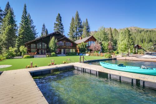 Donner Pass Road Dream House  -  Vacation Rental - Photo 1