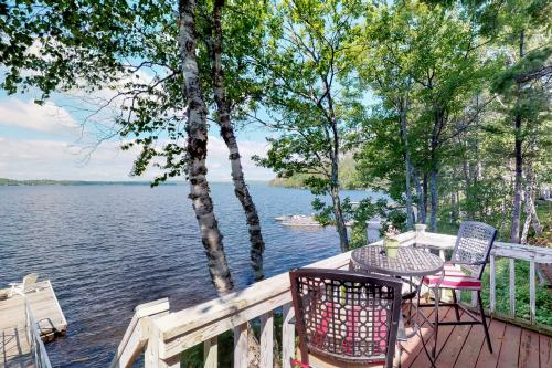 The Oak Lodge - Rockwood, ME Vacation Rental