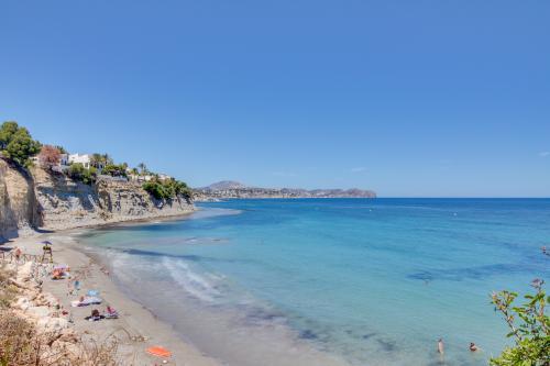 Santa Clara III - La caleta  - Calpe, Spain Vacation Rental