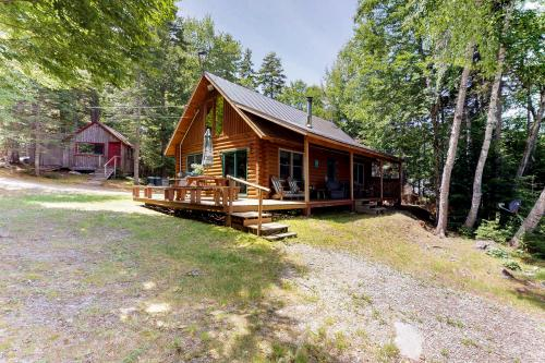 Perfect as a Picture - Rockwood, ME Vacation Rental