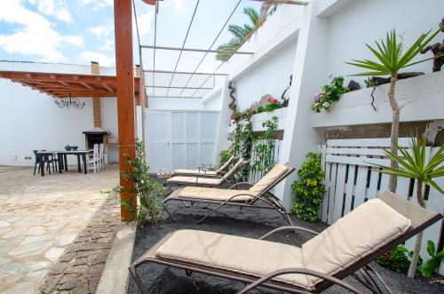 Orange Apartment @Lizard Complex - Playa Blanca, Spain Vacation Rental