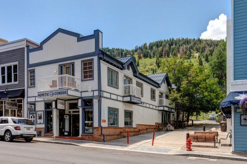 Main Street Studio  - Park City, UT Vacation Rental