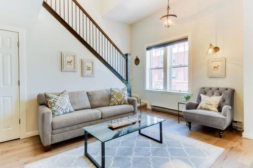 Historic Downtown Luxury Loft -  Vacation Rental - Photo 1