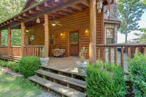 Mountain Dream Lodge - Mineral Bluff, GA Vacation Rental