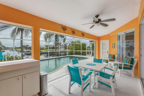 Punta Gorda Waterside Pool Home - Punta Gorda, FL Vacation Rental