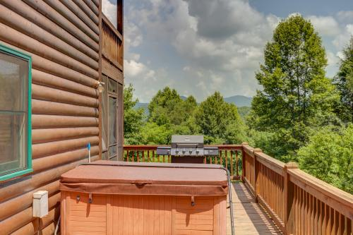 Mountain Majesty - Mineral Bluff, GA Vacation Rental