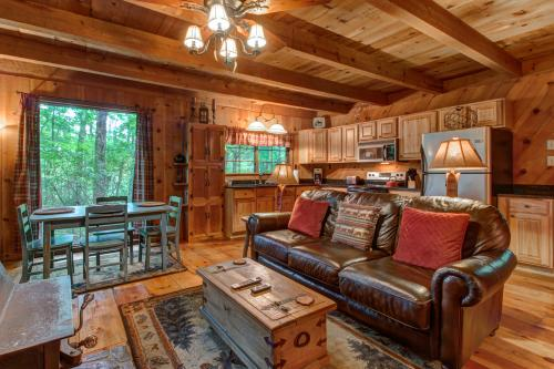 A Rustic Retreat - Sautee Nacoochee, GA Vacation Rental