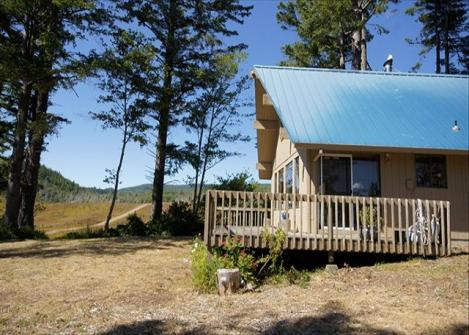 Doe Hill Cottage Vacation Rental - Netarts Vacation Rental