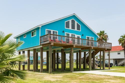 Sea of Wonders - Jamaica Beach, TX Vacation Rental