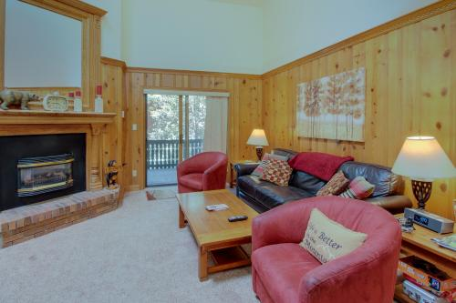 Snowfire 307A - Angel Fire, NM Vacation Rental