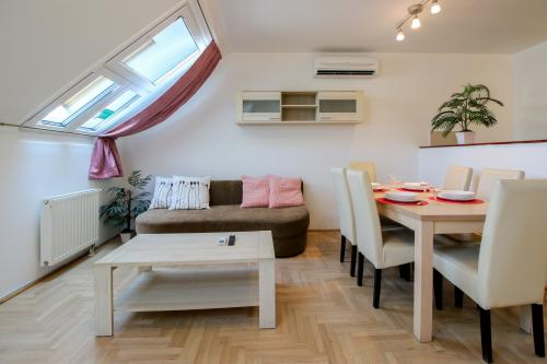 Gozsdu Court Apartment - Budapest, Hungary Vacation Rental