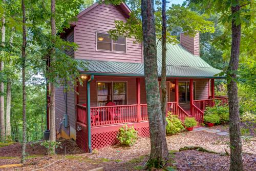 Turtle Ridge  - Ellijay, GA Vacation Rental