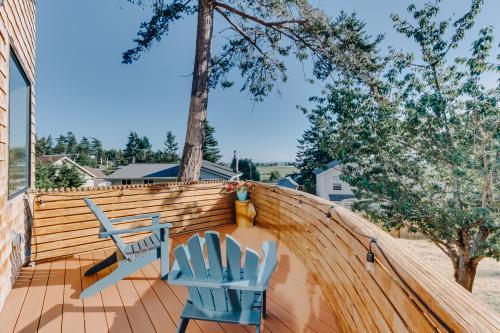 Madrona Tree Retreat - Coupeville, WA Vacation Rental