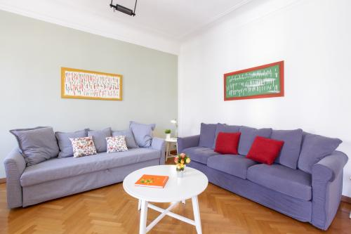 Pagano Buonarroti Large Apartment - Milan, Italy Vacation Rental