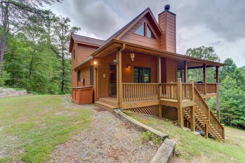 Thunder's Ridge - McCaysville, GA Vacation Rental