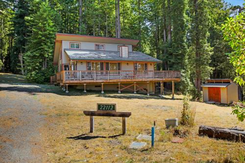 Timber Haven - Jenner, CA Vacation Rental