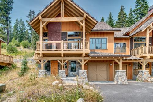 Tamarack Townhouse - Donnelly, ID Vacation Rental