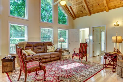 Heavenly Retreat - Jasper, GA Vacation Rental