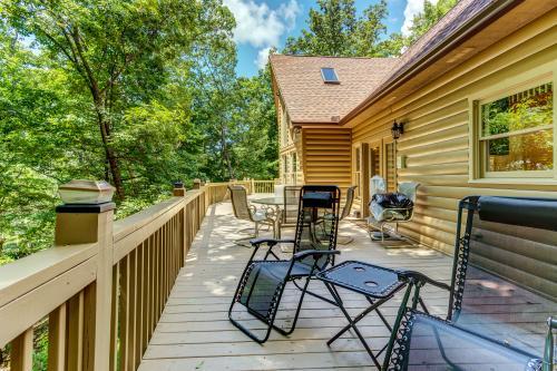 Heavenly Retreat - Jasper, GA Vacation Rental