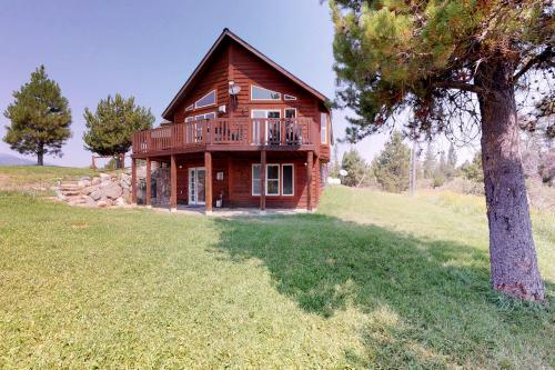 Willow Bend Retreat - Donnelly, ID Vacation Rental
