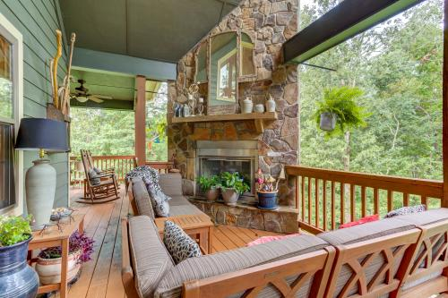 Ace in the Hole - Ellijay, GA Vacation Rental