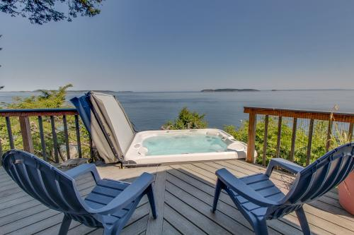 Raccoon Point - Eastsound, WA Vacation Rental