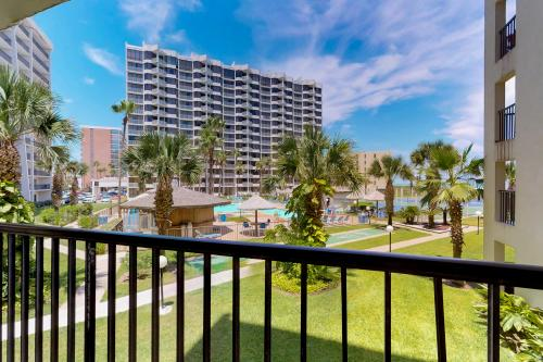 Island Getaway at Saida IV #207 - South Padre Island, TX Vacation Rental