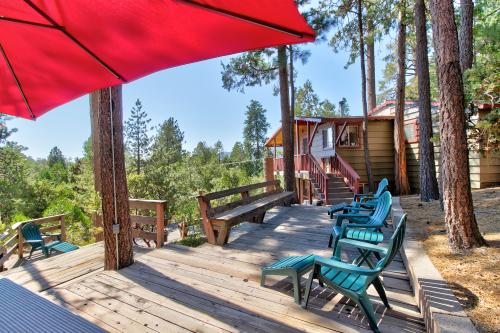 Blue Moon Cottage - Idyllwild, CA Vacation Rental