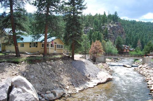 Cooper's River Cabin - Drake, CO Vacation Rental