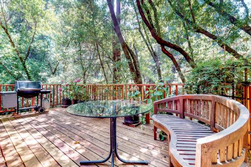 Little Redwood Grove - Boulder Creek, CA Vacation Rental