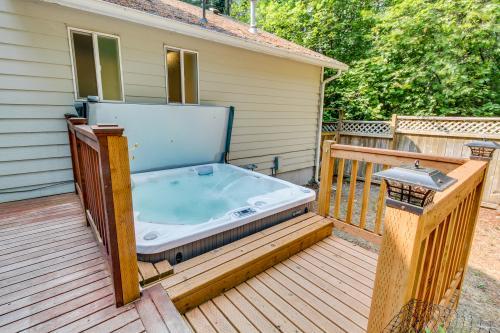 Vashon Tranquility - Vashon, WA Vacation Rental