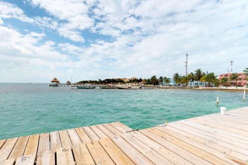 Caribbean Lily @ Caribe Island - San Pedro, Belize Vacation Rental
