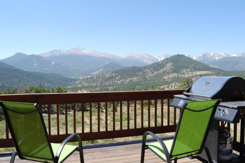 High Pines Cabin - Estes Park, CO Vacation Rental