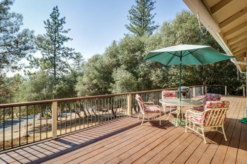 Sunny Delight - Groveland, CA Vacation Rental