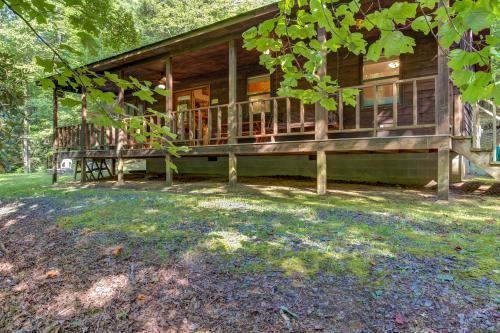 Moss Creek Cabin - Morganton, GA Vacation Rental