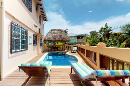 Mirasol Condo North - Placencia, Belize Vacation Rental