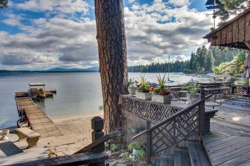 Inertia Inn at Sylvan Beach - McCall, ID Vacation Rental