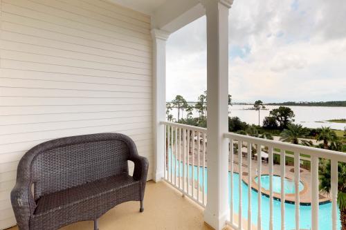 Reflections at Bay Point #507 - Panama City Beach, FL Vacation Rental